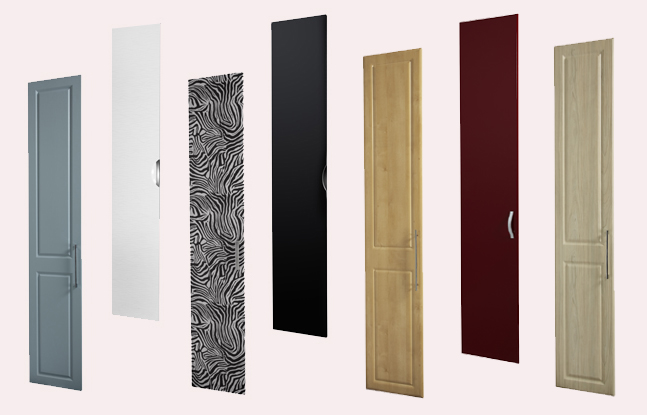 Bespoke Bedroom Door & Colour Ranges - Premier