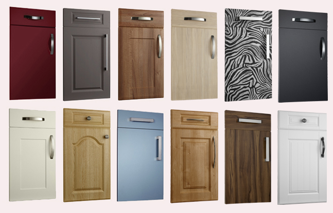 Cherry Kitchen Cupboard Doors