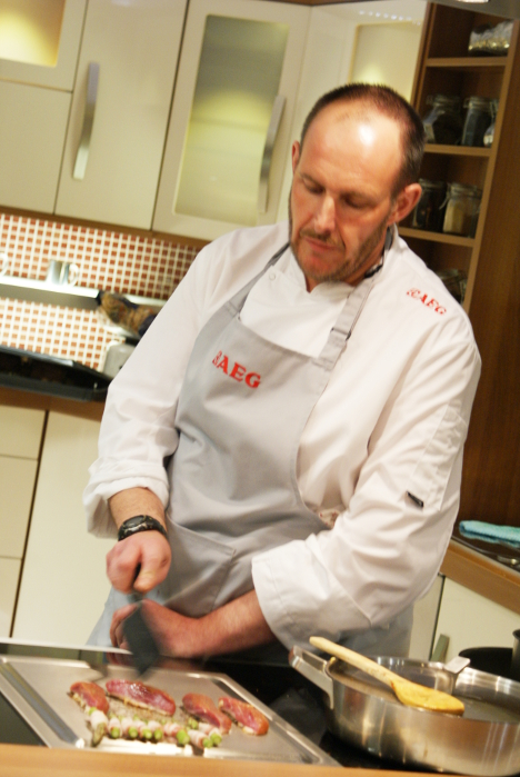 Chef Richard Walton Allen And Local Producers Join
