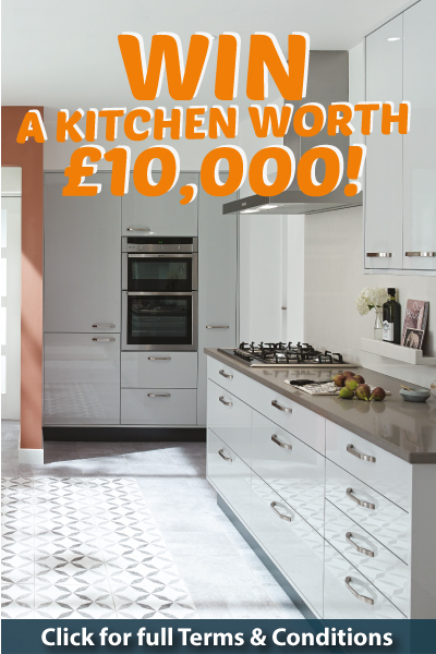 Win A Kitchen