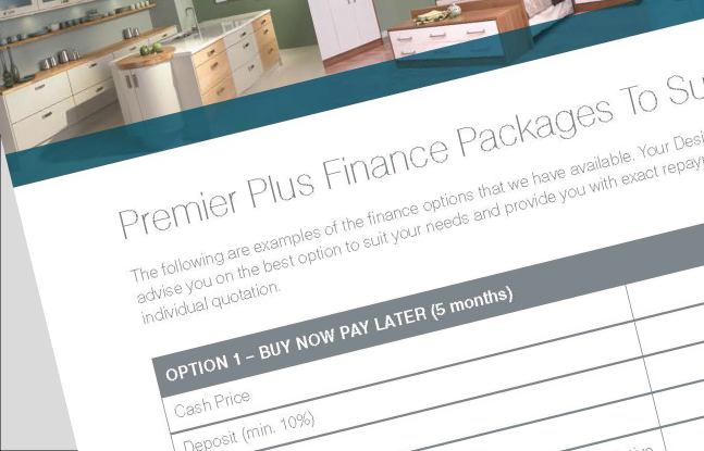 Premier Finance Packages