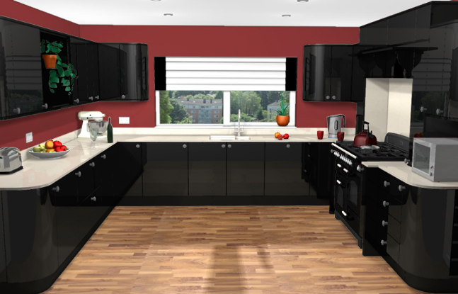 Virtual Kitchen Planner