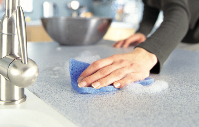 Work Surface Care And Maintenance Premier Kitchens
