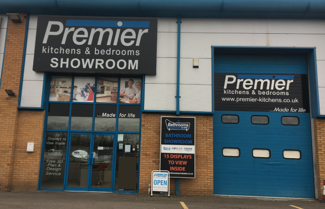 Wellingborough Showroom