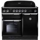 Classic 100cm Range Cooker, Induction - CLAS100EIBL/C