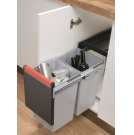 Cube 30 pull-out waste bin - 502.76.508