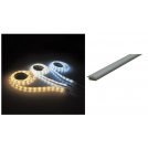 Flexible LED Strip Warm White Recessed - Per Metre - FLEXWWR