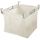Laundry basket with wire frame for pull out frame - 805.82.710