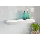 Sirius Box Shelf 600mm Natural White LED - SY7919