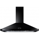 110cm Chimney Cooker Hood - LEIHDC110BB/