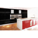 Alto Gloss Black and Gloss China Red - BCGLR