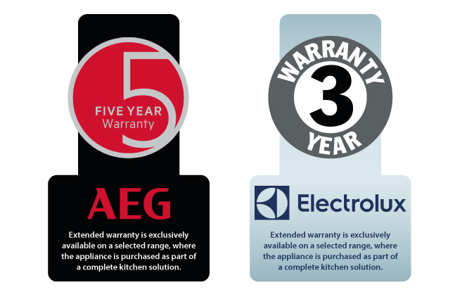 AEG & Electrolux Warranties