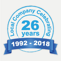 Local company established 26 Years