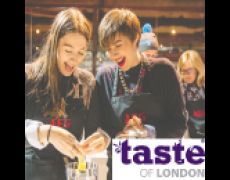 Win Taste Of London tickets with Premier Kitchens & Bedrooms and AEG